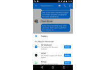 On Monday, Dropbox and Facebook announced a major update  that Messenger users now have the ability to easily share files stored in the cloud-storage service using Facebook's messaging platform. In […]