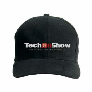 Techonshow-Cap-Black