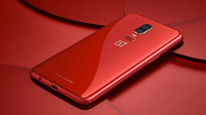 OnePlus6-red